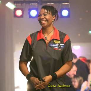 Lakeside BDO Darts 5 Jan 2016 afternoon - Alan Meeks 5