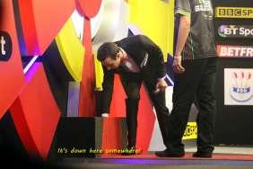 Lakeside BDO Darts 5 Jan 2016 afternoon - Alan Meeks 50
