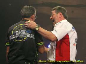 Lakeside BDO Darts 5 Jan 2016 afternoon - Alan Meeks 52