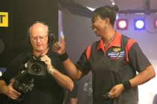 Lakeside BDO Darts 5 Jan 2016 afternoon - Alan Meeks 6