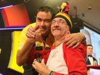 Lakeside BDO Darts 5 Jan 2016 afternoon - Alan Meeks 61
