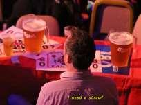 Lakeside BDO Darts 6 Jan 2016 afternoon - Alan Meeks 21