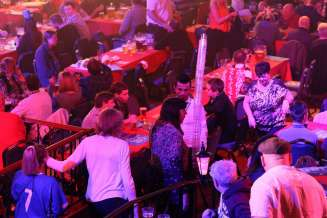Lakeside BDO Darts 6 Jan 2016 afternoon - Alan Meeks 22