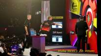 Lakeside BDO Darts 6 Jan 2016 afternoon - Alan Meeks 25