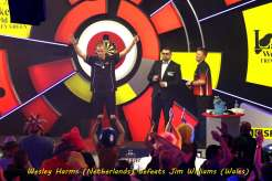 Lakeside BDO Darts 6 Jan 2016 afternoon - Alan Meeks 26