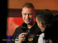 Lakeside BDO Darts 6 Jan 2016 afternoon - Alan Meeks 28
