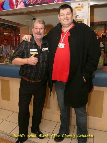 Lakeside BDO Darts 6 Jan 2016 afternoon - Alan Meeks 4