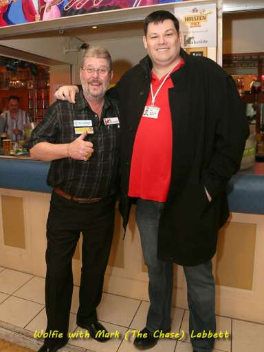 Lakeside BDO Darts 6 Jan 2016 afternoon - Alan Meeks 4
