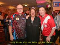 Lakeside BDO Darts 6 Jan 2016 afternoon - Alan Meeks 5
