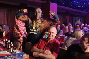 Lakeside BDO Darts 9 Jan 2016 - Alan Meeks 15