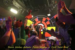 Lakeside BDO Darts 9 Jan 2016 - Alan Meeks 19