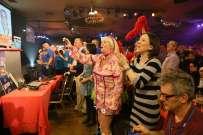 Lakeside BDO Darts 9 Jan 2016 - Alan Meeks 25