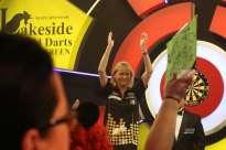 Lakeside BDO Darts 9 Jan 2016 - Alan Meeks 26