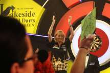 Lakeside BDO Darts 9 Jan 2016 - Alan Meeks 26