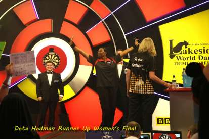 Lakeside BDO Darts 9 Jan 2016 - Alan Meeks 28