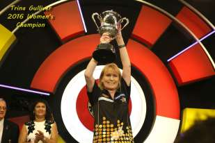 Lakeside BDO Darts 9 Jan 2016 - Alan Meeks 35