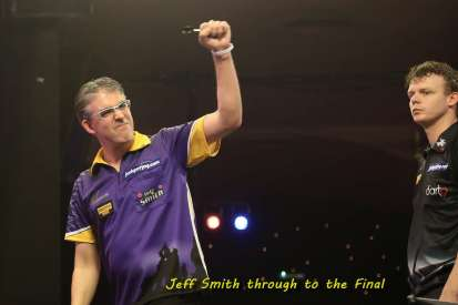 Lakeside BDO Darts 9 Jan 2016 - Alan Meeks 47