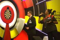 Lakeside BDO Darts 9 Jan 2016 - Alan Meeks 65