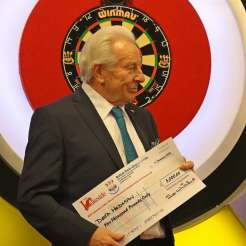Lakeside BDO Darts 9 Jan 2016 - Alan Meeks 69