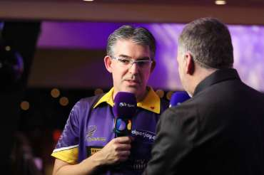 Lakeside BDO Darts 9 Jan 2016 - Alan Meeks 78