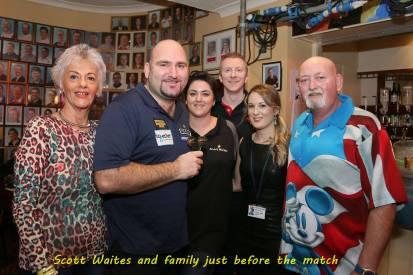 Lakeside BDO Darts The Men's Final 2016 - Alan Meeks 1