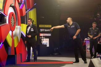 Lakeside BDO Darts The Men's Final 2016 - Alan Meeks 10