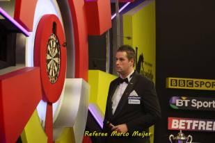 Lakeside BDO Darts The Men's Final 2016 - Alan Meeks 11