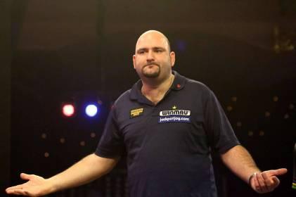 Lakeside BDO Darts The Men's Final 2016 - Alan Meeks 12