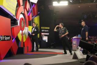 Lakeside BDO Darts The Men's Final 2016 - Alan Meeks 15