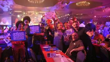 Lakeside BDO Darts The Men's Final 2016 - Alan Meeks 18