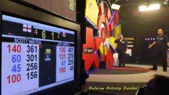 Lakeside BDO Darts The Men's Final 2016 - Alan Meeks 19