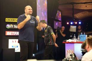 Lakeside BDO Darts The Men's Final 2016 - Alan Meeks 22