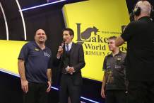 Lakeside BDO Darts The Men's Final 2016 - Alan Meeks 24