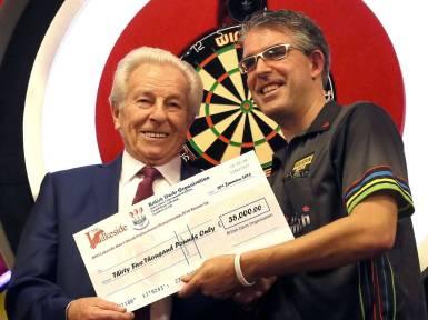 Lakeside BDO Darts The Men's Final 2016 - Alan Meeks 26