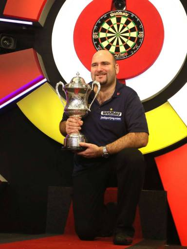 Lakeside BDO Darts The Men's Final 2016 - Alan Meeks 30