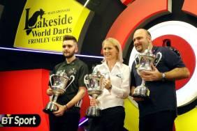 Lakeside BDO Darts The Men's Final 2016 - Alan Meeks 35