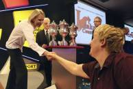 Lakeside BDO Darts The Men's Final 2016 - Alan Meeks 41