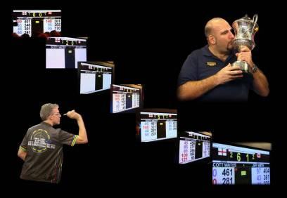 Lakeside BDO Darts The Men's Final 2016 - Alan Meeks 43