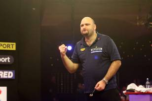 Lakeside BDO Darts The Men's Final 2016 - Alan Meeks 51