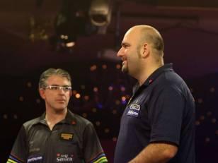 Lakeside BDO Darts The Men's Final 2016 - Alan Meeks 52