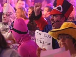 Lakeside BDO Darts The Men's Final 2016 - Alan Meeks 53