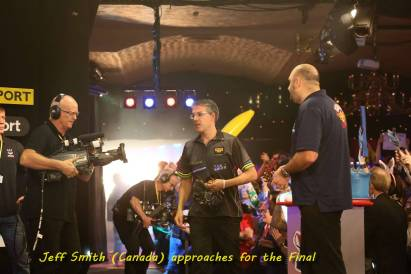 Lakeside BDO Darts The Men's Final 2016 - Alan Meeks 6