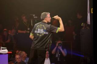 Lakeside BDO Darts The Men's Final 2016 - Alan Meeks 8