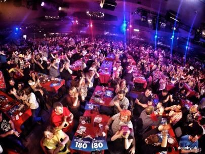 Lakeside World Darts Championship 2015 - Deachy - 16