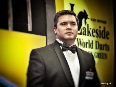 Lakeside World Darts Championship 2015 - Deachy - 21