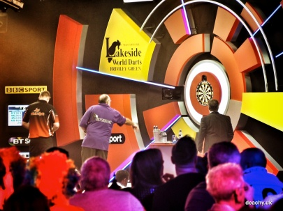 Lakeside World Darts Championship 2015 - Deachy - 25