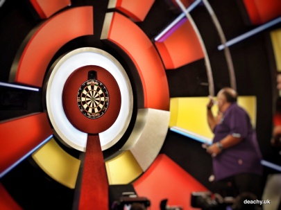 Lakeside World Darts Championship 2015 - Deachy - 35