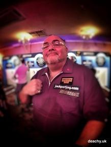 Lakeside World Darts Championship 2015 - Deachy - 4