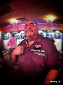 Lakeside World Darts Championship 2015 - Deachy - 4