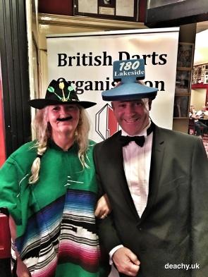 Lakeside World Darts Championship 2015 - Deachy - 60